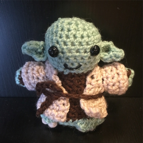 Star Wars Figuren häkeln - Star Wars Crochet
