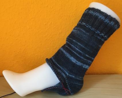 Socken zu Weihnachten 1