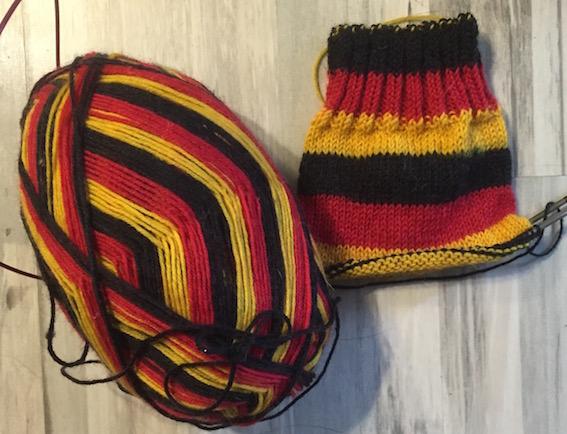 Projektekiste Socken